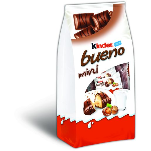 KINDER BUENO Snack Chocolate Mini 108 g