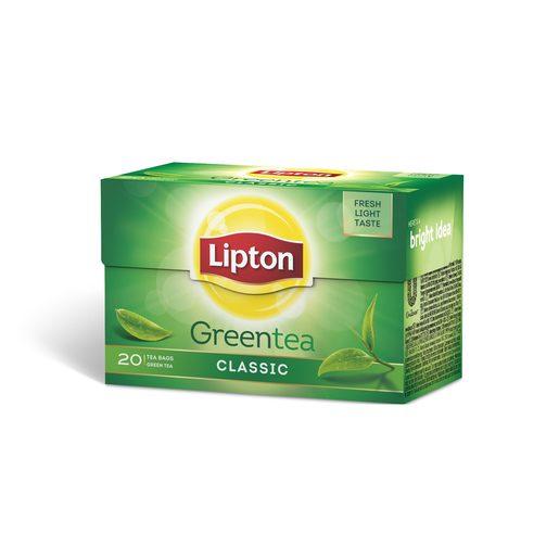 LIPTON Chá Verde Pure 20 Un