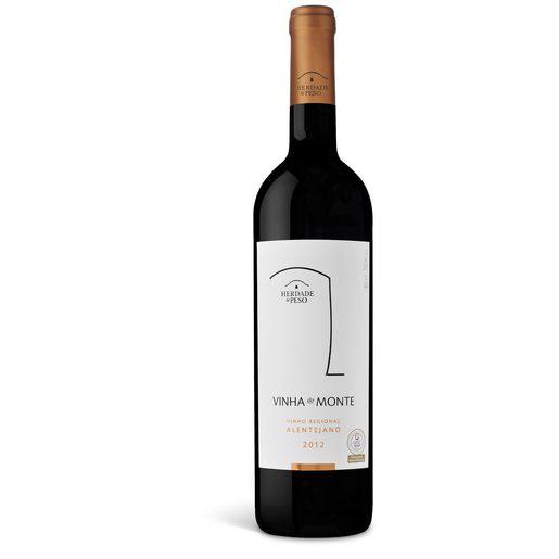 VINHA DO MONTE Vinho Tinto Regional Alentejo 750 ml